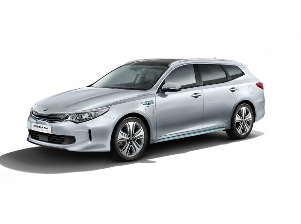 Kia Optima SW Plug-In-Hybrid