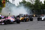 Carlos Sainz (Toro Rosso) und Felipe Massa (Williams)