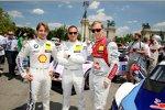 Augusto Farfus (RMG-BMW) und Gary Paffett (HWA-Mercedes)