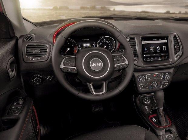 jeep compass 2017 suv test preis motoren kofferraum daten. Black Bedroom Furniture Sets. Home Design Ideas