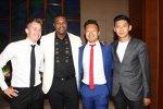 Alex Brundle, Chris Tucker, David Cheng und Ho-Pin Tung