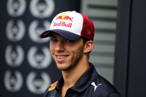 Pierre Gasly Red Bull Red Bull Racing F1 ~Pierre Gasly ~