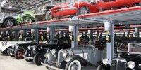 Jaguar Land Rover Classic: Fahrzeugsammlung