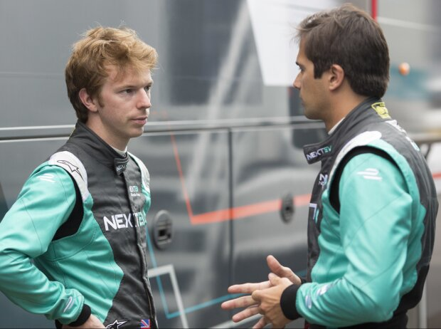 Oliver Turvey, Nelson Piquet Jun.