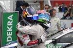 Mattias Ekström (Abt-Audi) und Bruno Spengler (RBM-BMW)