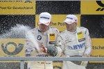 Maxime Martin (RBM-BMW) und Edoardo Mortara (HWA-Mercedes 3)