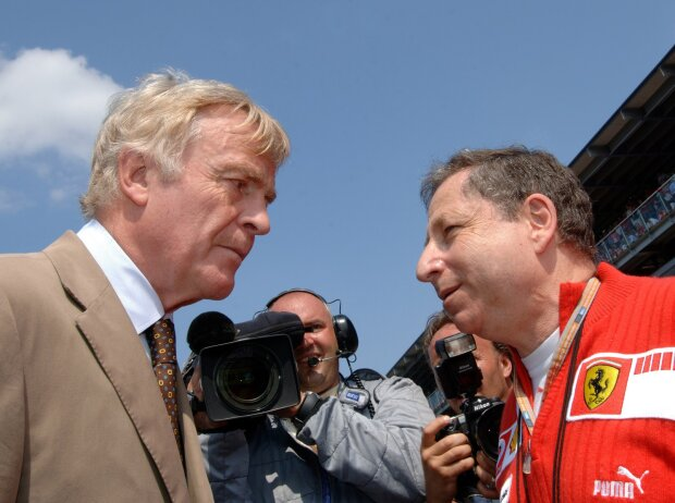 Jean Todt, Max Mosley