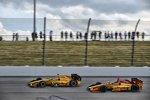 Graham Rahal (Rahal) und Ryan Hunter-Reay (Andretti)
