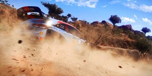 WRC 7: Gameplay-Video zeigt Epic Stages