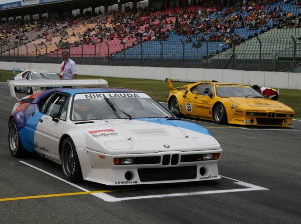 BMW-M1-Procar-Revival in Hockenheim 2008