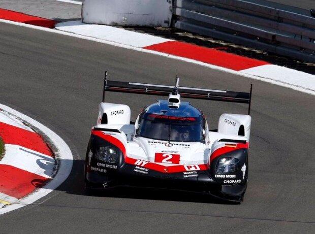 Bernhard, Hartley und Bamber (Porsche)