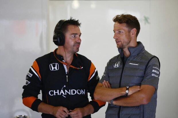 Jenson Button McLaren McLaren Honda F1 ~Jenson Button ~
