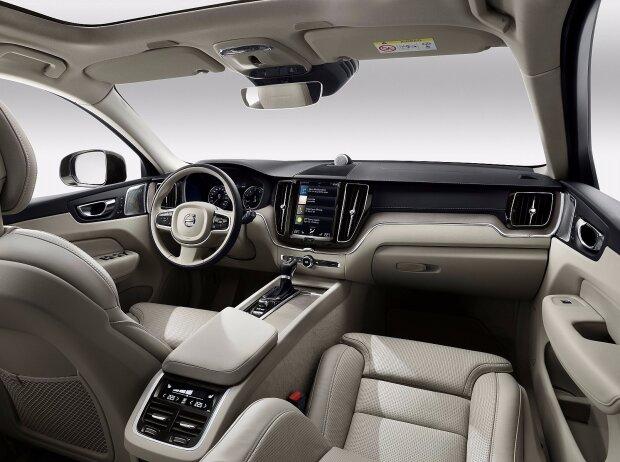 Innenraum des Volvo XC60 (2017)