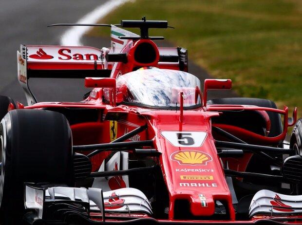 Sebastian Vettel, Shield