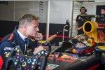 David Coulthard und Sebastien Ogier
