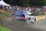 ADAC Eifel Rallye Festival: Demuth im Mercedes-Benz 190