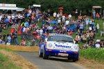 ADAC Eifel Rallye Festival: Inhester auf Porsche 911
