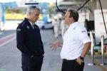Jens Marquardt (BMW) und Ulrich Fritz (Mercedes)