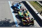 Daniel Abt (Abt) und Sebastien Buemi (Renault e.dams)