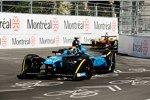 Sebastien Buemi (Renault e.dams) und Daniel Abt (Abt)