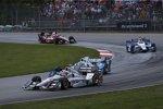 Will Power (Penske) und Josef Newgarden (Penske)