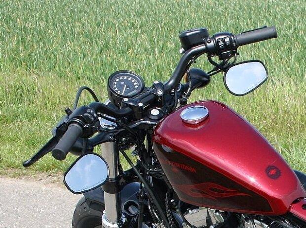 Cockpit Harley-Davidson Sportster Forty-Eight