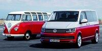 """""""VW Bus und Transporter - Vom Samba-Bus zum Multivan"""" von Randolf Unruh"""