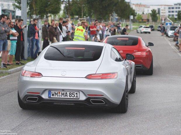 50 Jahre Mercedes AMG