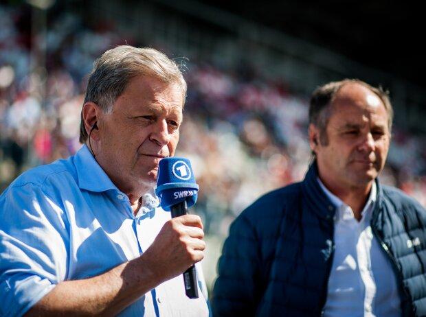Norbert Haug, Gerhard Berger