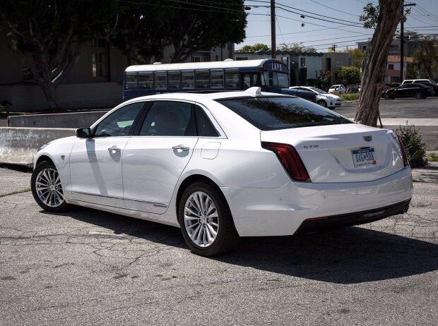 Cadillac CT6 Plug-in-Hybrid 2017