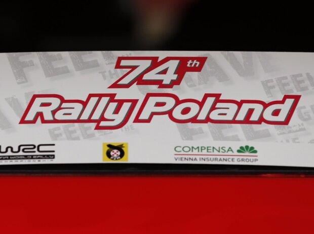 Rallye Polen