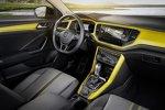 Innenraum und Cockpit des Volkswagen T-Roc 2017