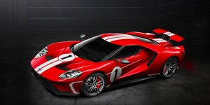 Ford GT: Hommage an Le Mans