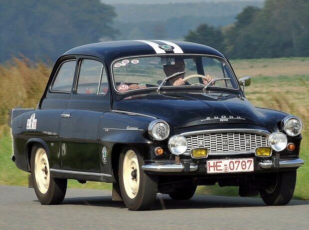 Skoda Octavia 1200 TS (1961)