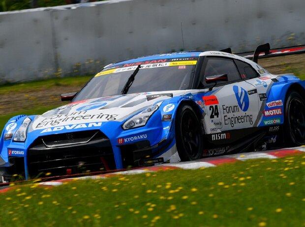 Daiki Sasaki und Joao Paulo de Oliveira (Nissan)