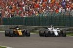 Felipe Massa (Williams) und Jolyon Palmer (Renault)