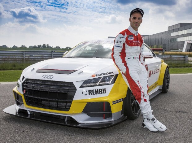 Marco Melandri, Audi Sport TT Cup