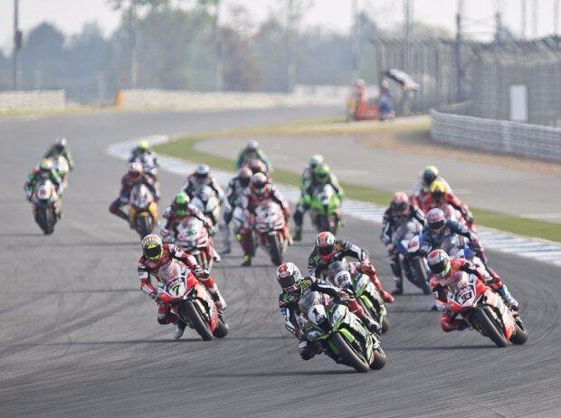 Buriram Thailand Start