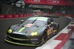 Paul Dalla Lana (Aston Martin) und Mathias Lauda (Aston Martin)