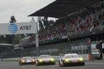 Michael Christensen (Porsche) und Kevin Estre (Porsche)
