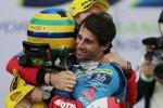 Bruno Senna und Nicolas Prost