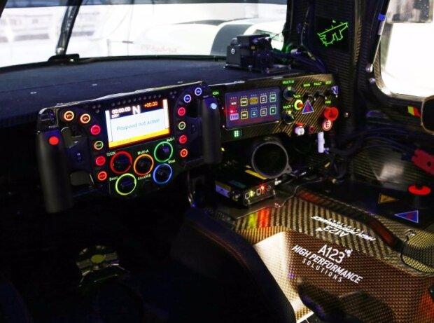 Porsche 919 Hybrid Cockpit