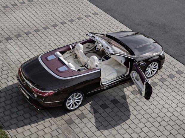 Mercedes-Benz S-Klasse Cabriolet 2018