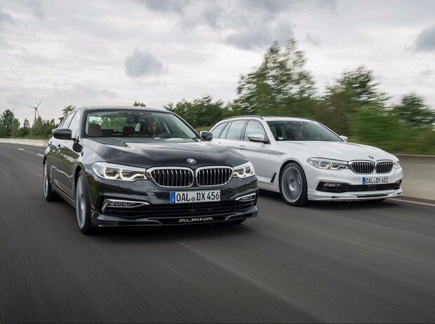 BMW Alpnia D5 S 2017