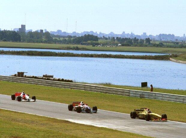 Autódromo Juan y Oscar Gálvez 1996