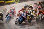 Moto2 Start in Misano