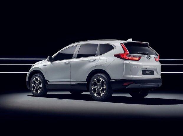 Honda CR-V Hybrid Prototyp 2017