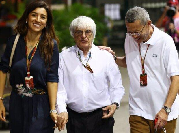 Bernie Ecclestone, Colin Syn