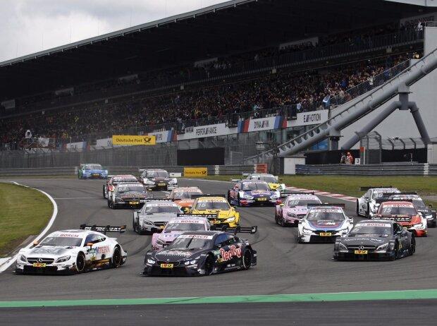 Start am Nürburgring