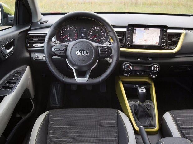 Innenraum und Cockpit Kia Stonic 2018